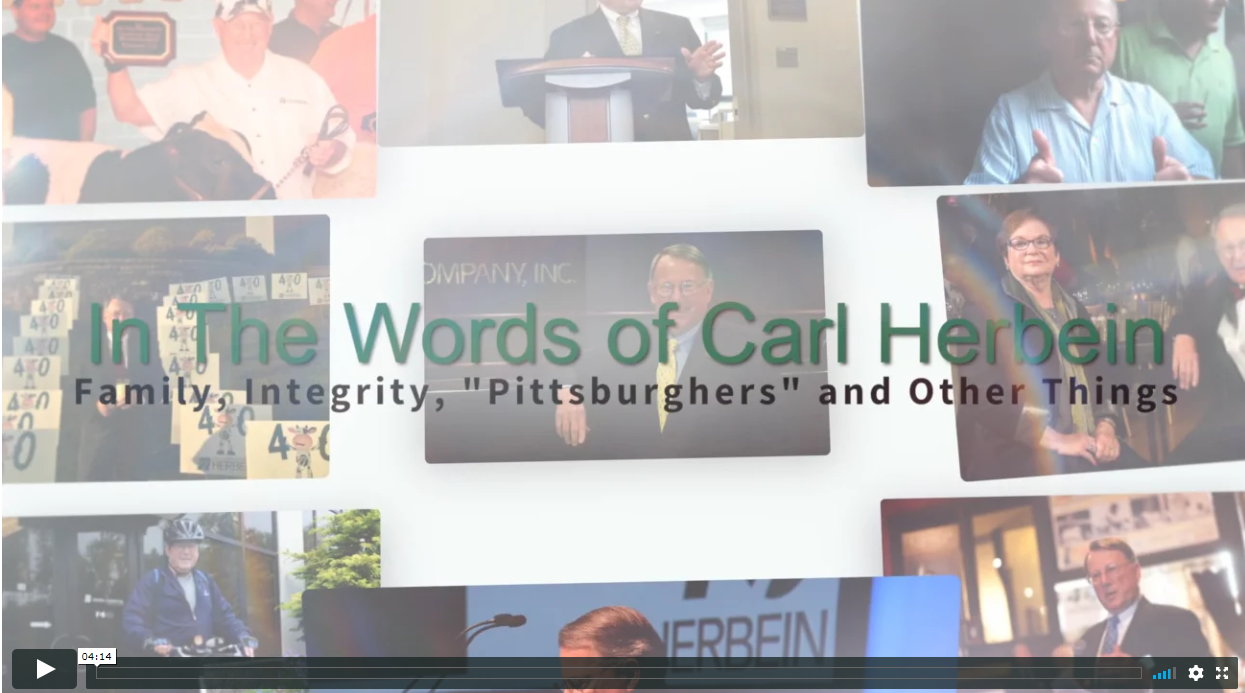 In the Words of Carl Herbein Thumbnail