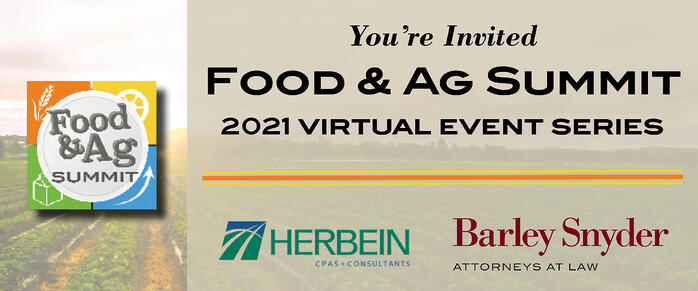 Invite Image - Food & Ag 2021