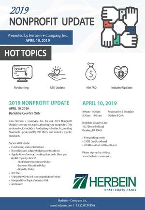 Nonprofit Invite